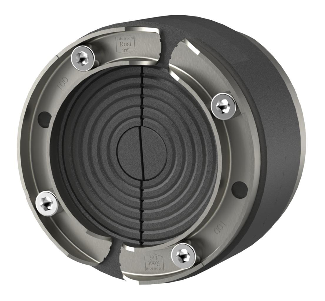 HSD100 SSG 1x18-65 b40 A2/EPDM55