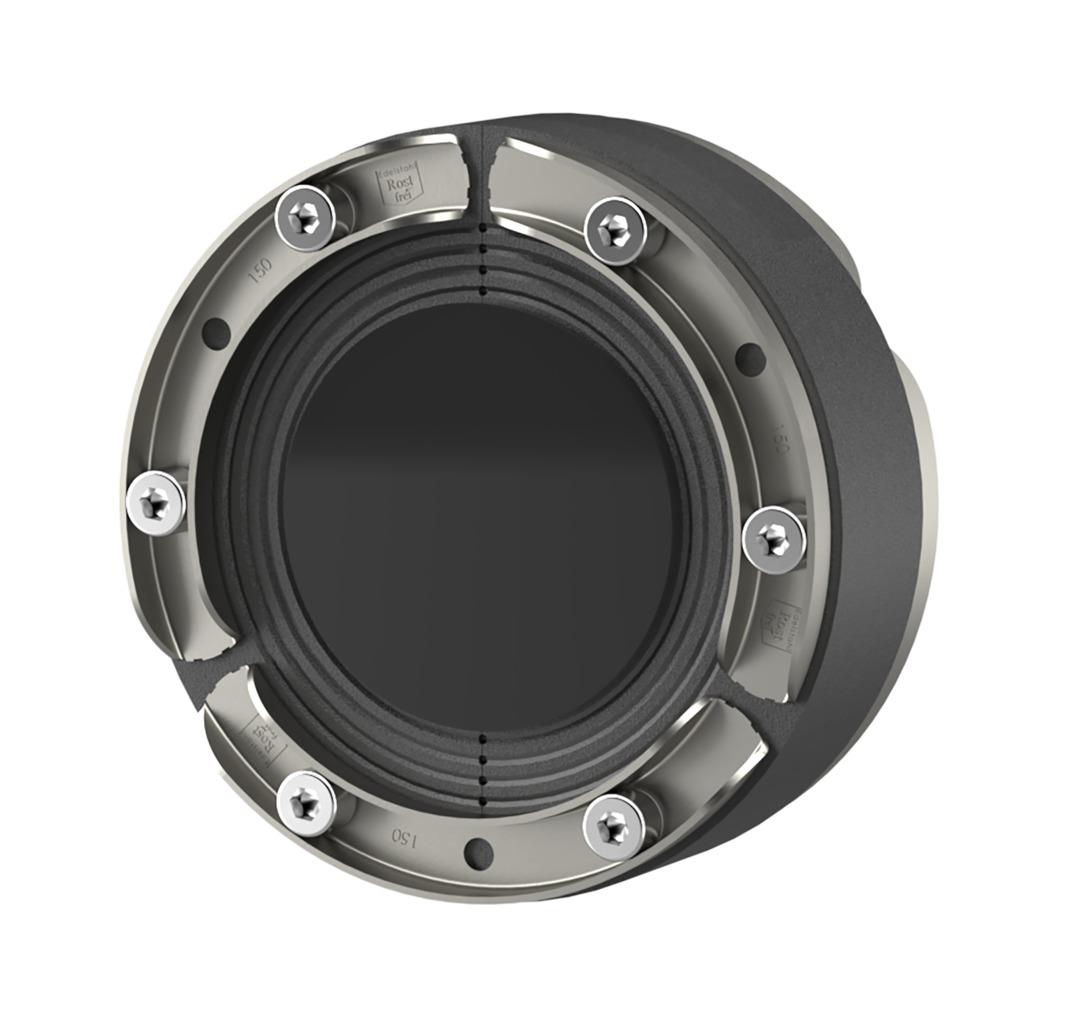 HSD150 SSG 1x70-112 b40 A2/EPDM55
