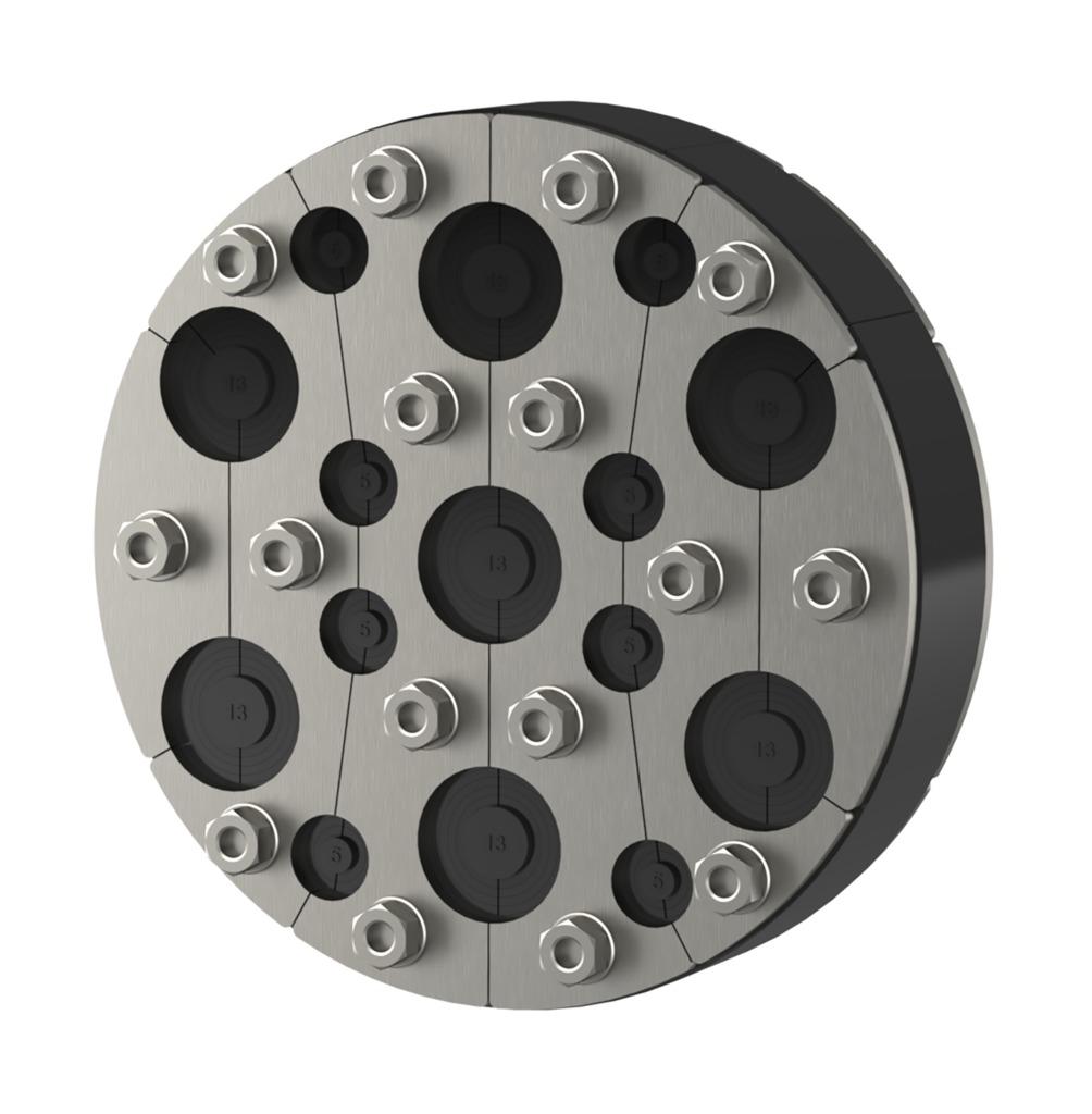 HRD200 SG 7x10-32+8x3,5-16,5 b40 A2/EPDM55