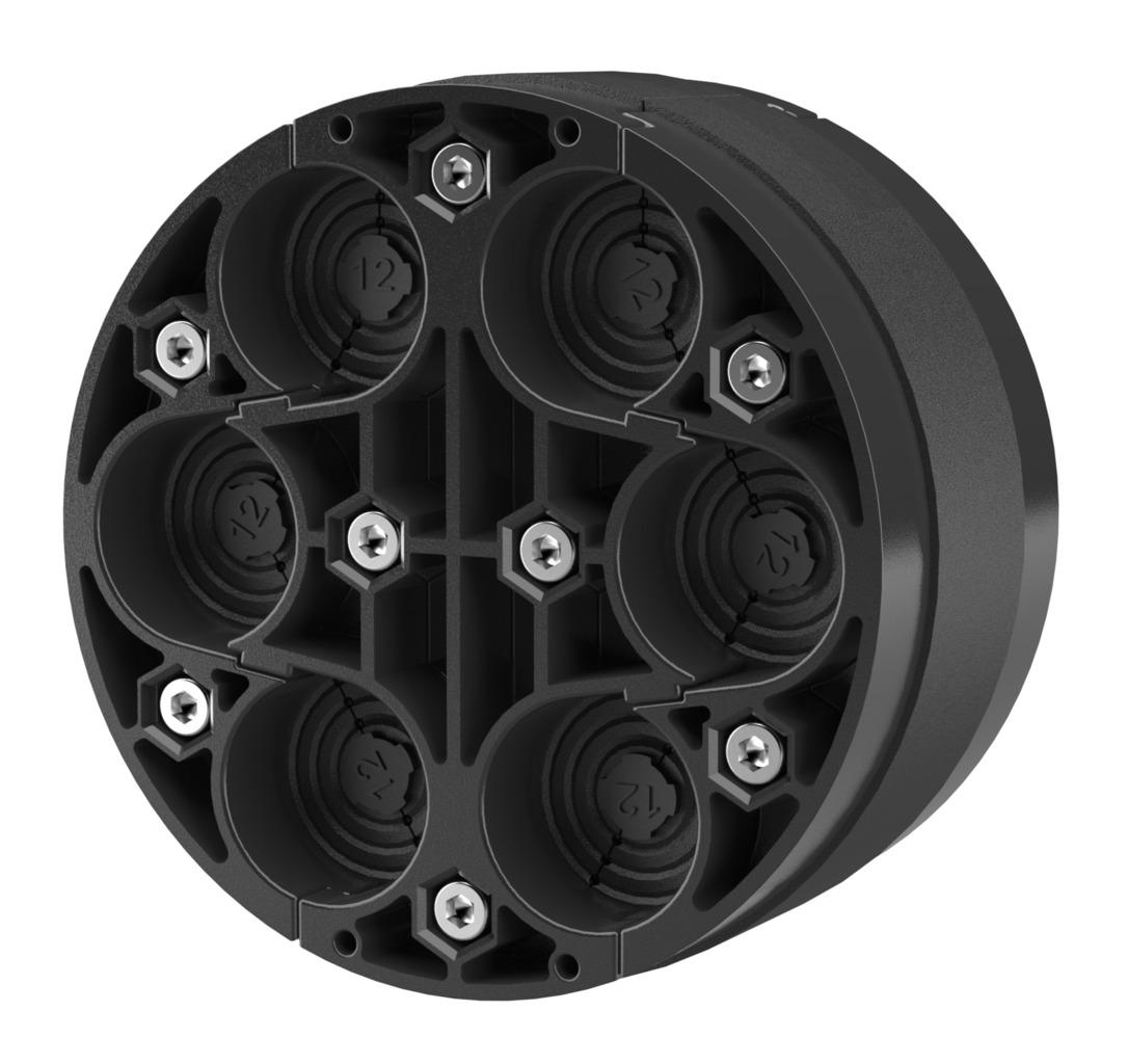 HRK150 SSG 6x10-36 b40 PAGF/A4/EPDM55